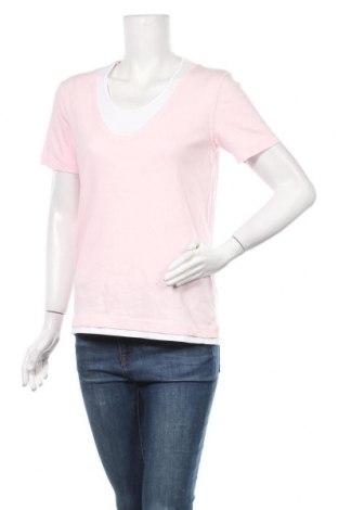 Γυναικεία μπλούζα Cecil, Μέγεθος L, Χρώμα Ρόζ , Βαμβάκι, Τιμή 17,54€