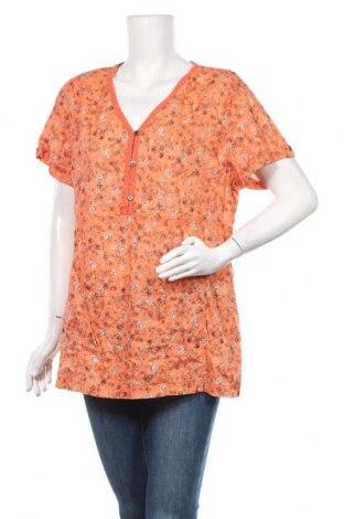 Дамска блуза Cecil, Размер XL, Цвят Оранжев, Памук, Цена 18,95лв.