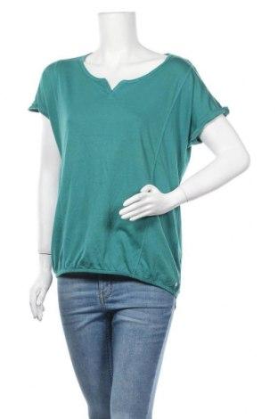 Дамска блуза Cecil, Размер XL, Цвят Зелен, 50% памук, 50% модал, Цена 15,75лв.