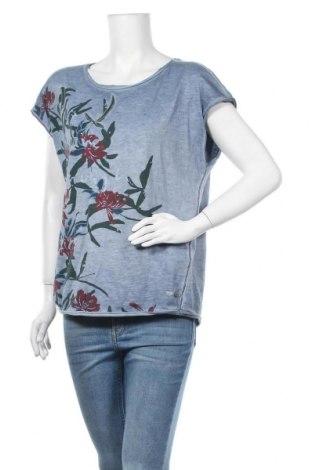 Γυναικεία μπλούζα Cecil, Μέγεθος M, Χρώμα Μπλέ, Βαμβάκι, Τιμή 11,11€