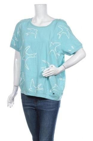 Γυναικεία μπλούζα Cecil, Μέγεθος L, Χρώμα Μπλέ, Βισκόζη, Τιμή 16,24€