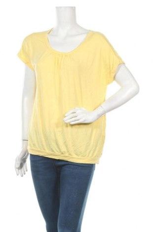 Дамска блуза Cellbes, Размер M, Цвят Жълт, 95% вискоза, 5% еластан, Цена 14,28лв.