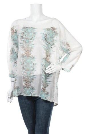 Дамска блуза Cha Cha, Размер XL, Цвят Многоцветен, Вискоза, Цена 13,44лв.