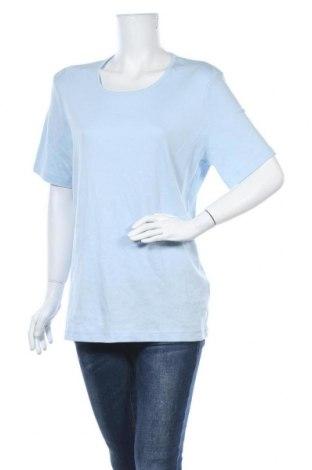 Γυναικεία μπλούζα Charles Vogele, Μέγεθος XXL, Χρώμα Μπλέ, Βαμβάκι, Τιμή 6,62€