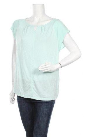 Γυναικεία μπλούζα Charles Vogele, Μέγεθος M, Χρώμα Μπλέ, 95% βισκόζη, 5% ελαστάνη, Τιμή 3,41€