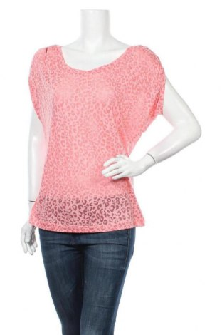 Γυναικεία μπλούζα Charlotte Russe, Μέγεθος L, Χρώμα Ρόζ , 55% βαμβάκι, 45% πολυεστέρας, Τιμή 6,79€