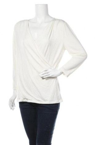 Дамска блуза Charter Club, Размер L, Цвят Бял, 95% полиестер, 5% еластан, Цена 16,96лв.