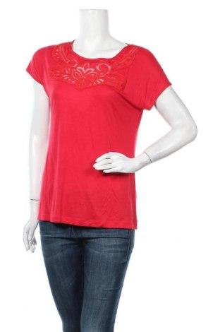 Γυναικεία μπλούζα Chattawak, Μέγεθος M, Χρώμα Κόκκινο, 94% βισκόζη, 6% ελαστάνη, Τιμή 11,69€