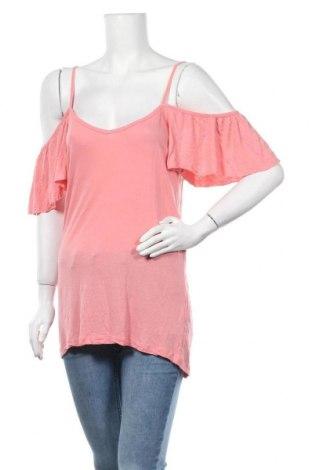 Γυναικεία μπλούζα Chicoree, Μέγεθος M, Χρώμα Ρόζ , Βισκόζη, Τιμή 10,39€