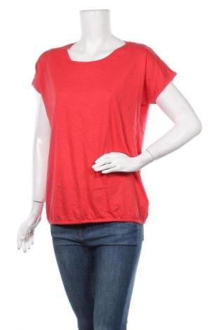 Дамска блуза Chicoree, Размер XL, Цвят Червен, Памук, Цена 14,96лв.