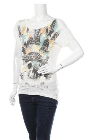 Дамска блуза Chicoree, Размер S, Цвят Бял, Вискоза, Цена 15,96лв.