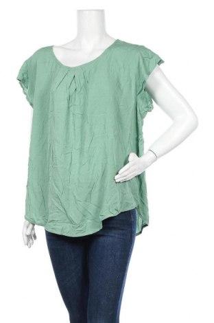 Дамска блуза Chicoree, Размер XXL, Цвят Зелен, Цена 15,96лв.