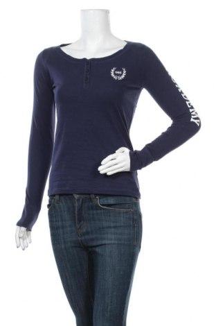 Дамска блуза Chicoree, Размер S, Цвят Син, Памук, Цена 16,80лв.