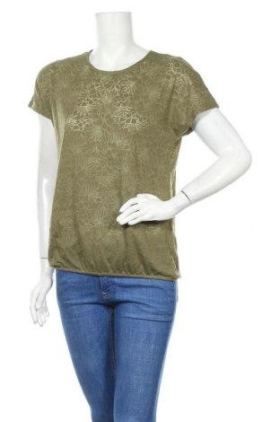 Γυναικεία μπλούζα Christian Berg, Μέγεθος M, Χρώμα Πράσινο, 50% βαμβάκι, 50% πολυεστέρας, Τιμή 9,74€