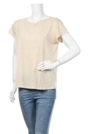 Γυναικεία μπλούζα Christian Berg, Μέγεθος L, Χρώμα  Μπέζ, Τιμή 10,52€