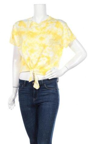 Γυναικεία μπλούζα Clockhouse, Μέγεθος XL, Χρώμα Κίτρινο, 100% βαμβάκι, Τιμή 9,25€