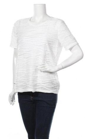 Γυναικεία μπλούζα Collection L, Μέγεθος L, Χρώμα Λευκό, Πολυεστέρας, Τιμή 4,09€