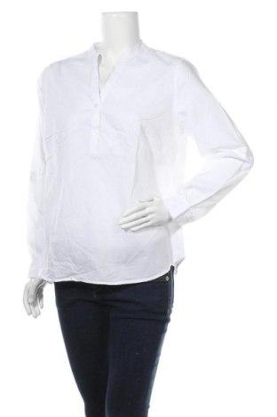 Γυναικεία μπλούζα Collection L, Μέγεθος L, Χρώμα Λευκό, Βαμβάκι, Τιμή 10,52€