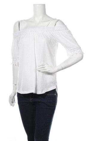 Γυναικεία μπλούζα Colloseum, Μέγεθος S, Χρώμα Λευκό, Τιμή 8,28€