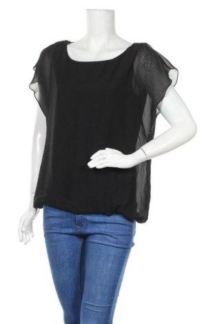 Γυναικεία μπλούζα Colloseum, Μέγεθος M, Χρώμα Μαύρο, Τιμή 8,28€