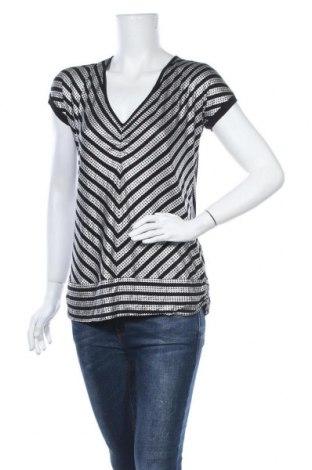 Дамска блуза Colours Of The World, Размер XL, Цвят Черен, Вискоза, Цена 15,17лв.