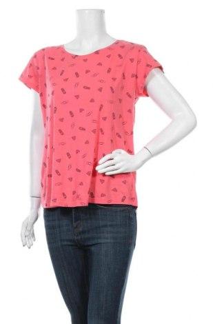 Дамска блуза Colours Of The World, Размер L, Цвят Розов, Памук, Цена 17,85лв.