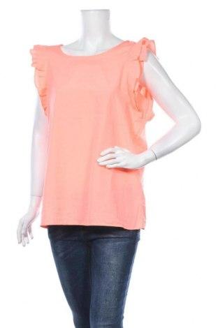 Дамска блуза Colours Of The World, Размер XL, Цвят Розов, Полиестер, Цена 12,50лв.