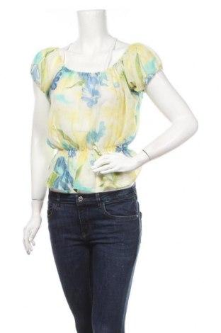 Дамска блуза Colours Of The World, Размер S, Цвят Многоцветен, Полиестер, Цена 17,85лв.