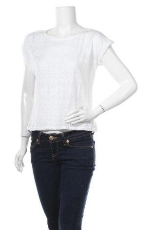 Дамска блуза Colours Of The World, Размер S, Цвят Бял, Памук, Цена 17,85лв.