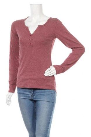 Дамска блуза Colours Of The World, Размер XXS, Цвят Лилав, 67% полиестер, 33% памук, Цена 11,60лв.