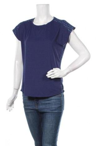 Γυναικεία μπλούζα Crane, Μέγεθος M, Χρώμα Μπλέ, 88% πολυεστέρας, 12% ελαστάνη, Τιμή 7,27€