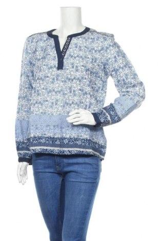 Γυναικεία μπλούζα Cream, Μέγεθος L, Χρώμα Μπλέ, Βισκόζη, Τιμή 35,75€