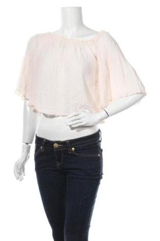 Γυναικεία μπλούζα Cropp, Μέγεθος S, Χρώμα Ρόζ , Τιμή 4,77€