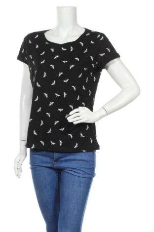 Γυναικεία μπλούζα Cropp, Μέγεθος XL, Χρώμα Μαύρο, Βαμβάκι, Τιμή 18,19€