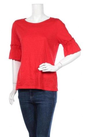 Γυναικεία μπλούζα Cubus, Μέγεθος L, Χρώμα Κόκκινο, Τιμή 11,11€