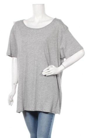 Γυναικεία μπλούζα Cubus, Μέγεθος XXL, Χρώμα Γκρί, 90% βαμβάκι, 10% βισκόζη, Τιμή 15,59€