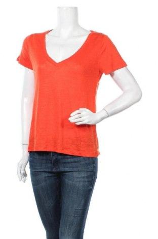 Γυναικεία μπλούζα Cyrillus, Μέγεθος S, Χρώμα Πορτοκαλί, Τιμή 12,34€