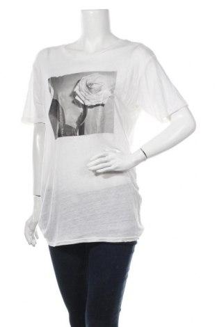 Дамска блуза Diesel, Размер XL, Цвят Бял, Цена 33,60лв.
