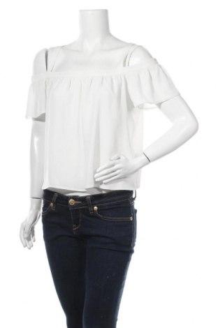 Γυναικεία μπλούζα Dilvin, Μέγεθος M, Χρώμα Λευκό, 100% πολυεστέρας, Τιμή 10,52€