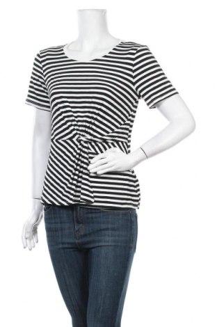 Γυναικεία μπλούζα Dotti, Μέγεθος L, Χρώμα Λευκό, 50% βισκόζη, 45% πολυεστέρας, 5% ελαστάνη, Τιμή 10,49€
