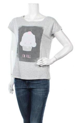 Γυναικεία μπλούζα Edc By Esprit, Μέγεθος M, Χρώμα Γκρί, Τιμή 11,69€