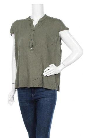 Γυναικεία μπλούζα Edc By Esprit, Μέγεθος L, Χρώμα Πράσινο, Τιμή 11,04€