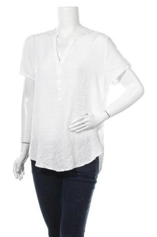Γυναικεία μπλούζα Edc By Esprit, Μέγεθος XXL, Χρώμα Λευκό, Βισκόζη, Τιμή 11,69€