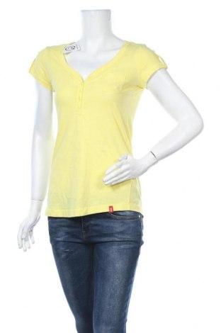 Γυναικεία μπλούζα Edc By Esprit, Μέγεθος S, Χρώμα Κίτρινο, Βαμβάκι, Τιμή 10,39€