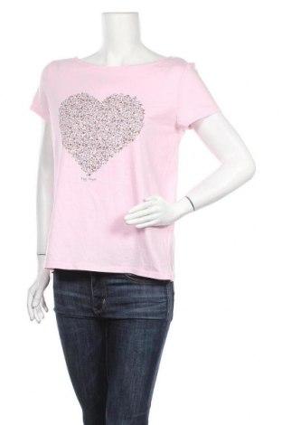 Γυναικεία μπλούζα Edc By Esprit, Μέγεθος L, Χρώμα Ρόζ , Βαμβάκι, Τιμή 23,38€