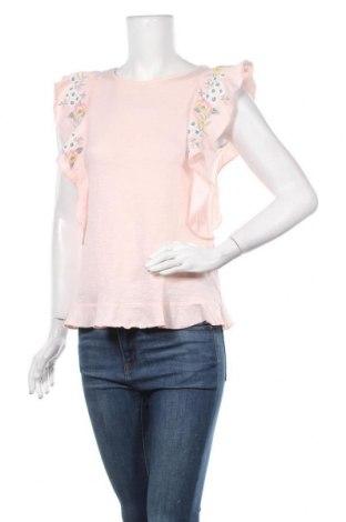 Γυναικεία μπλούζα Edc By Esprit, Μέγεθος XS, Χρώμα Ρόζ , Βαμβάκι, Τιμή 9,09€