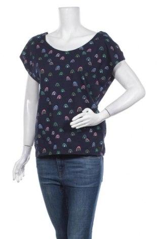 Γυναικεία μπλούζα Edc By Esprit, Μέγεθος L, Χρώμα Μπλέ, Βαμβάκι, Τιμή 17,78€