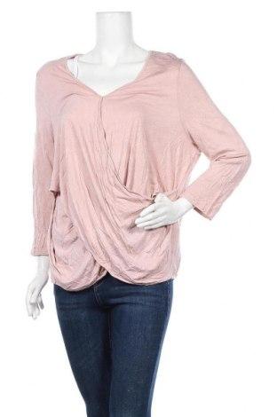 Γυναικεία μπλούζα Ellos, Μέγεθος XXL, Χρώμα Ρόζ , Βισκόζη, Τιμή 9,94€