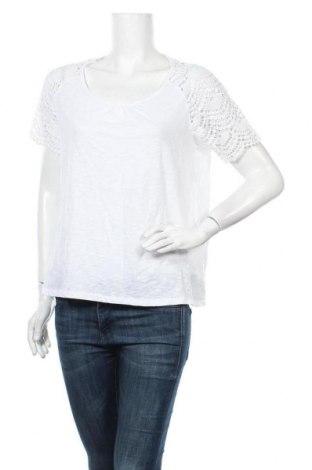 Γυναικεία μπλούζα Ellos, Μέγεθος M, Χρώμα Λευκό, Βαμβάκι, Τιμή 10,49€