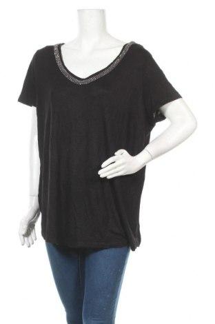 Γυναικεία μπλούζα Ellos, Μέγεθος XXL, Χρώμα Μαύρο, Τιμή 11,04€